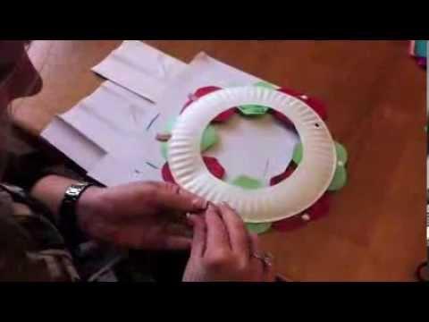 Hagley Video Minute - Hayride Craft Activities - Apple Wreath
