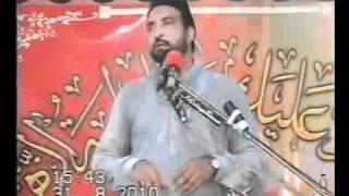 Zalim aur Qatil bhi Razi Allah yeh kesa mazhab p 1  Allama Ali Nasir Talhara