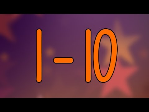 Counting In Spanish 1-10 | Jack Hartmann