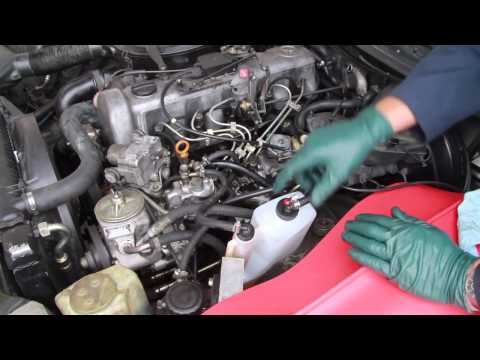 The Very Best Medicine for Sick Diesels as Explained by Kent Bergsma