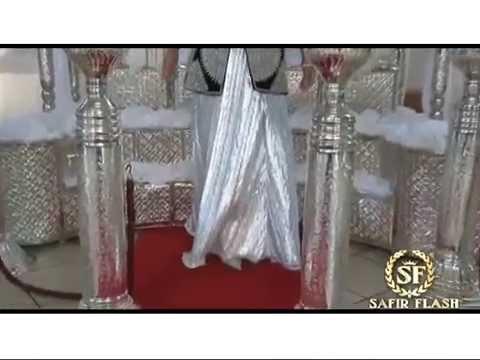 Safir Flash féerie orientale negafa et decoration pour mariage