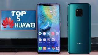 Top 5 Best HUAWEI New Smartphones in 2019 | You Should Buy!
