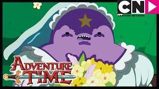 Время приключений   Яблочная свадьба   Cartoon Network
