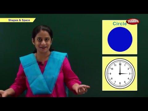 CBSE Class 1 Maths   CBSE Maths Chapter 1 - Shapes & Space   NCERT   CBSE Syllabus   Maths - Grade 1