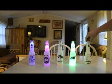 Beer Bottle LED Lights
