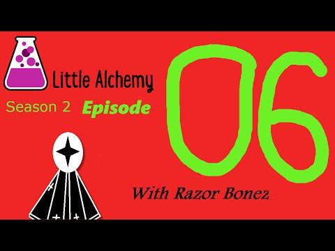 Little Alchemy - S2 EP06 - Gun Powder!