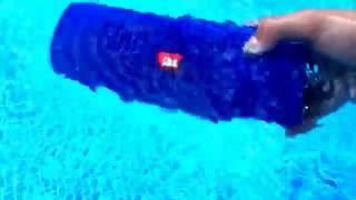 Jbl charge 3 watertest