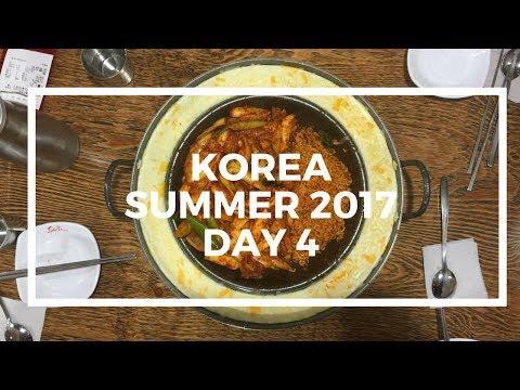 Shopping in Myeongdong, Chicken Galbi, and Hongdae Night Life   Korea