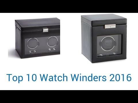 10 Best Watch Winders 2016