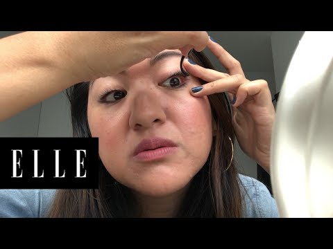 Can Lashify DIY Lash Extensions Last Three Days? | To The Test | ELLE