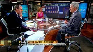 Who Is Alex Trebek