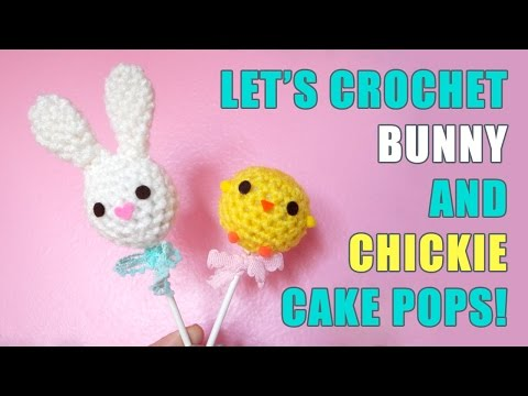 How to crochet Bunny and Chick
