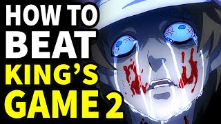 How to Beat The HIGH SCHOOL DEATH GAME in \