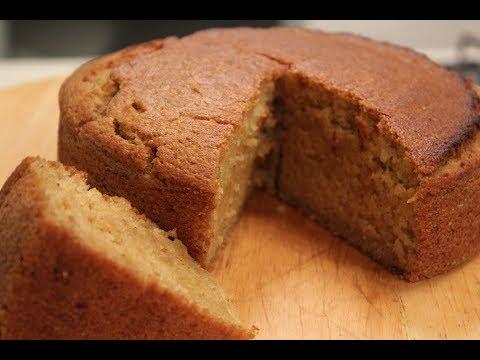 Apple Cake | Dessert Recipe | Sanjeev Kapoor Khazana