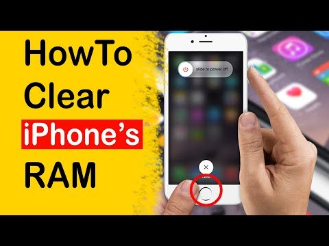 How to Clear iPhone RAM Memory iPhone 7/7plus 8/