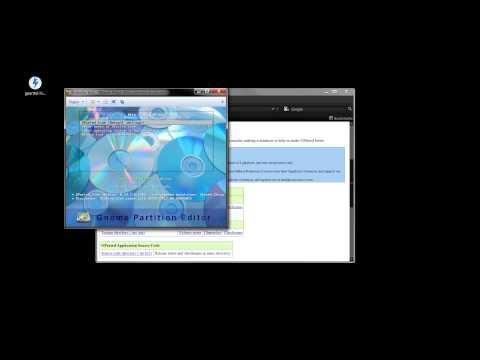 Increase the size of the hard drive on a Kubuntu virtual machine running on VMWare Player.