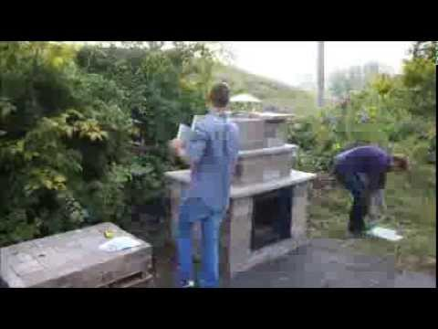 Building a Zentro Fireplace
