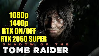 rtx 2060 shadow of the tomb raider Videos - 9tube tv