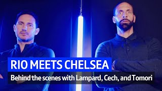 When Rio Ferdinand Met Chelsea | Behind the scenes at Frank Lampard's Chelsea revolution