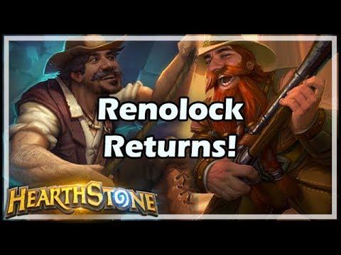 [Hearthstone] Renolock Returns!