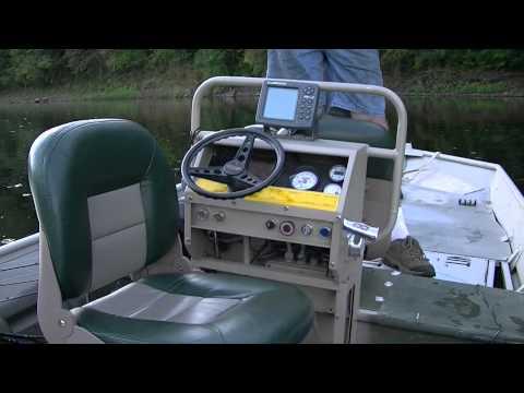 Jamie's Seadoo Powered Bass Boat (build walkthru 9/13/10) Jet Ski Jon
