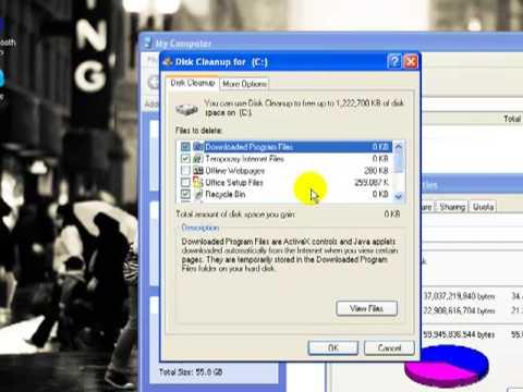Disk Maintenance