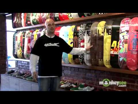 How to Choose a Skateboard Deck