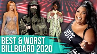 Best and Worst Dressed Billboard Music Awards 2020 (Dirty Laundry)