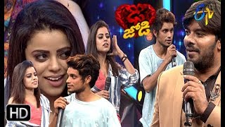 Pandu   Phalguni   Funny Joke   Dhee Jodi   Grand Finale   11th September 2019   ETV Telugu
