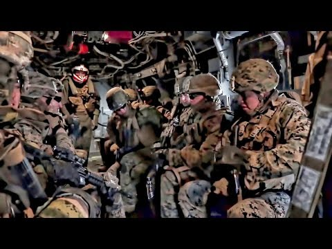 MV-22B Osprey • U.S. Marine Corps Fast Troop Transport