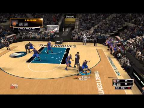 NBA 2K13 Knicks Fantasy Association - Episode 2