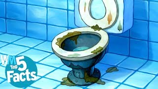 Top 5 Disturbing Facts about Public Restrooms