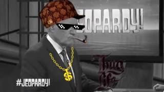 Alex Trebek Owns Nerdcore Thug Life