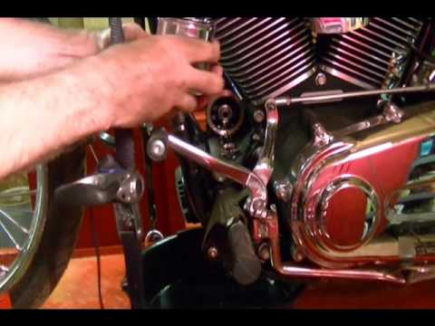 Motorcycle Repair: How to Change the Engine Oil & Filter on a 2009 Harley Davidson Softail Custom