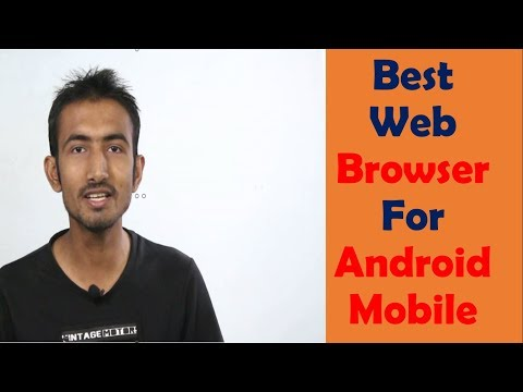Best Web Browser For Android Mobile