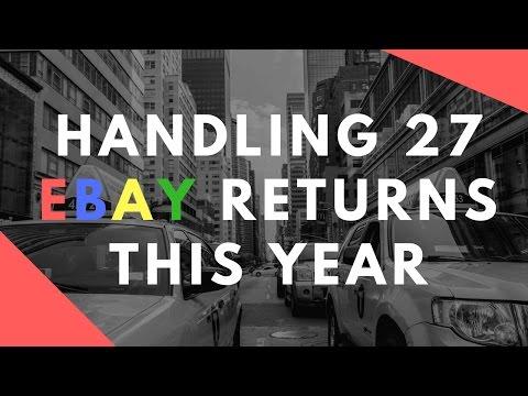 E06: How to handle eBay Returns. 10 Tips on Customer Service