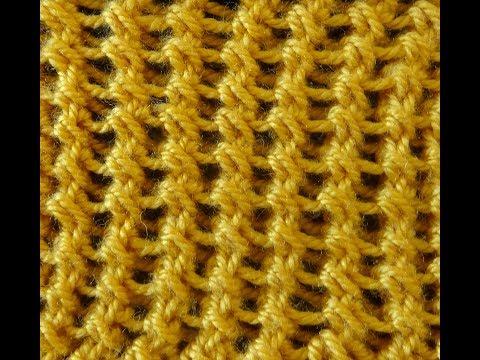 Knitting PattERN * SUPER EASY LACE PATTERN *