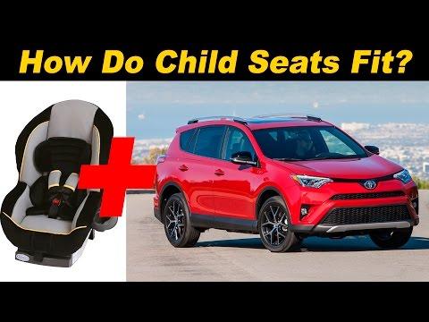 2016 Toyota RAV4 Child Seat Review