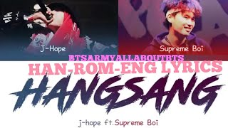 Download J-hope ft supreme BOI-HANGSANG lyrics[han-rom-eng] Video