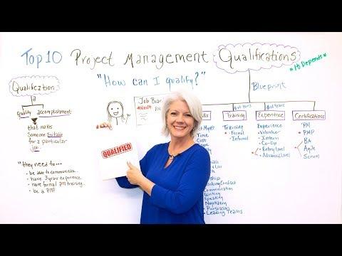 Top 10 Project Management Qualifications