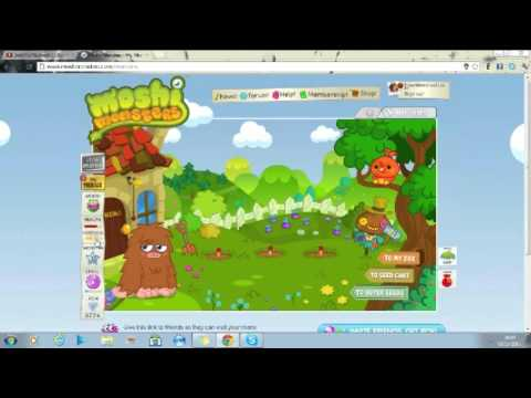 Moshi Monster-Tips and Facts: Faster growing plants