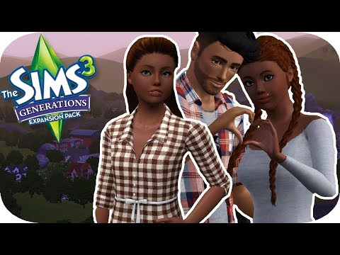 The Sims 3 | Generations | Part 22 | FINDING A PROM DATE