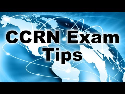 CCRN Exam Tips - Cardiovascular Conditions Review
