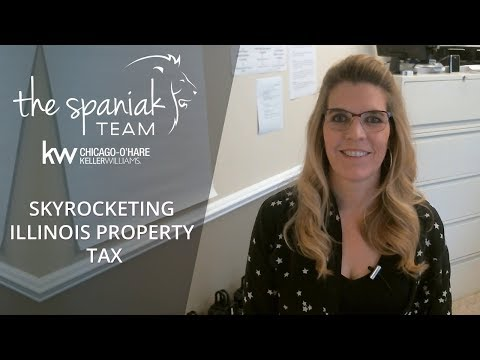 Chicago North Shore Real Estate Agent: Skyrocketing Illinois Property Tax