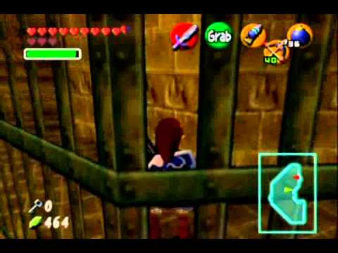 The Legend of Zelda: Ocarina of Time Master Quest 100% Walkthrough Part 18 - Fire Temple