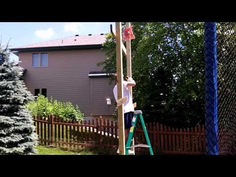 Build A Salmon Ladder - Ninja Warrior week 7
