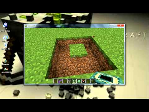 How To build a portal to the ENDER DRAGON!!!!!!!!!!!!!!!!!!!!!!
