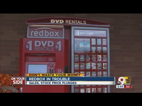 Is RedBox in trouble?