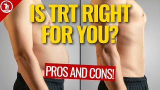 TRT Results Before and After For Men - Testosterone Replacement Therapy Pros & Cons For Men [GUIDE]