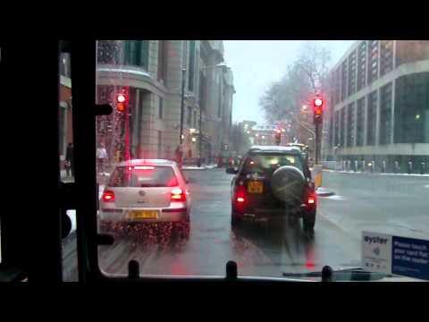 507: Waterloo to Victoria Station (Mercedes-Benz Citaro)